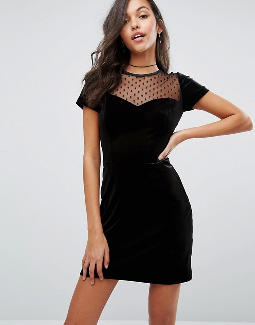 6effabecfef5 6 little black dresses that are PERFECT for Christmas party...