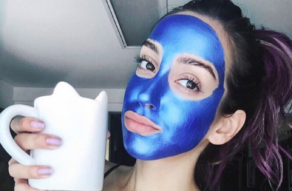 Glamglow Launch A Blue Face Mask Dedicated To Sonic The Hedgehog