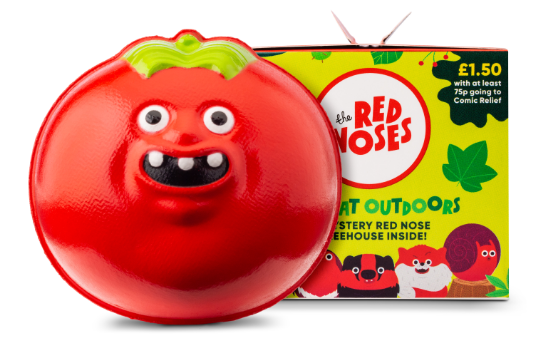 Comic Relief reveals huge news for Red Nose Day 2021